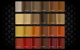collezione pandora 60 colori tavola cromatica 2