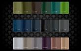 collezione pandora 60 colori tavola cromatica 3