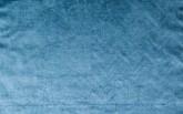 collezione velluto unito col cape blu